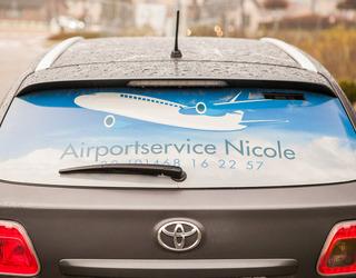 Airport Nicole - Luchthavenvervoer